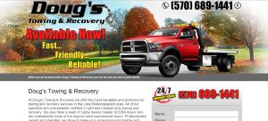 Pocono Area Towing & Recovery