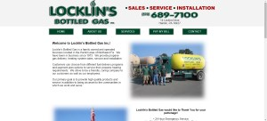 Gas Company Website