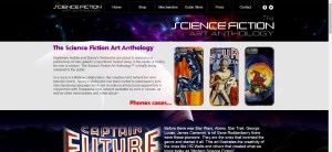 Sci-Fi Anthology - Art, T-shirts & Products