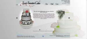 Custom Cakes Website