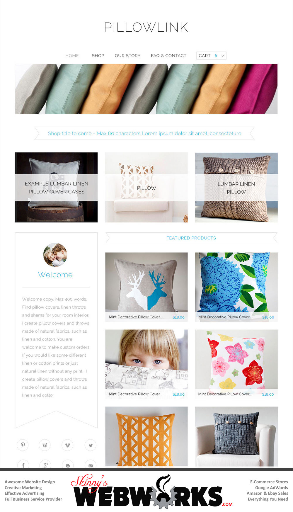website design development themes 002