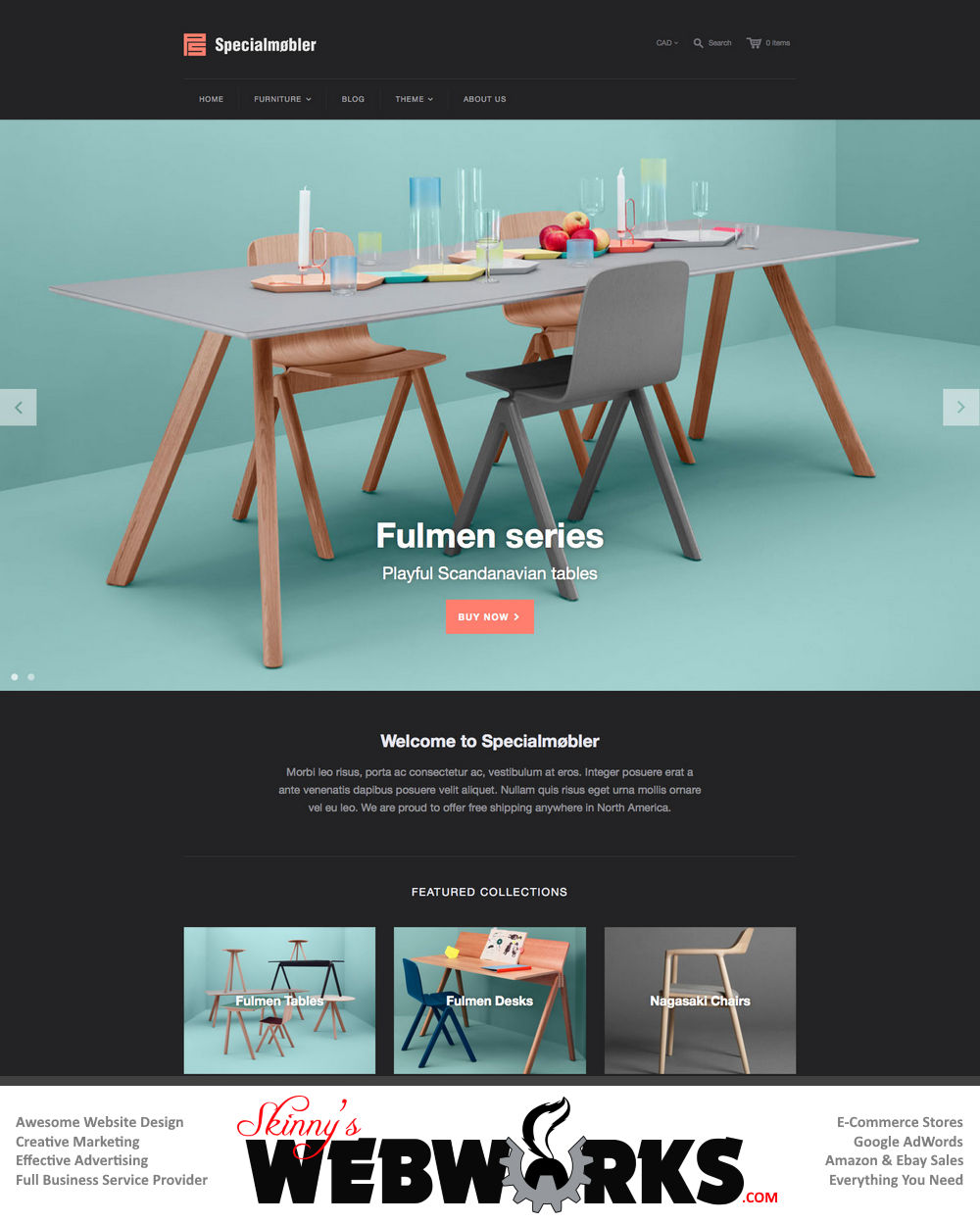 Website Design Development Themes 037 ...